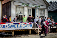 Victoria Day Barkerville Tea with the Queen