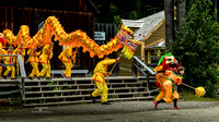 Barkerville Chinese Moon Festival Dragon Dance
